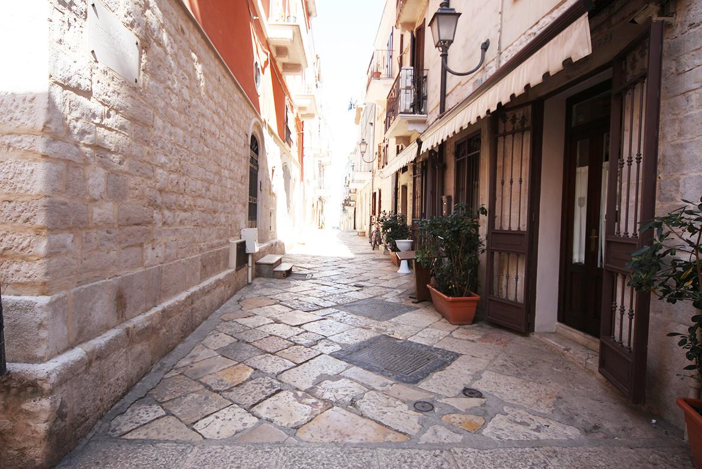 Barletta: Dal presente al passato